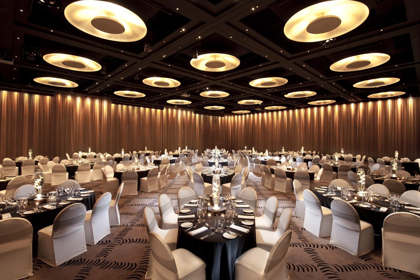 Ballroom Gala Dinner Hilton wedding Reception venue adlaide SA