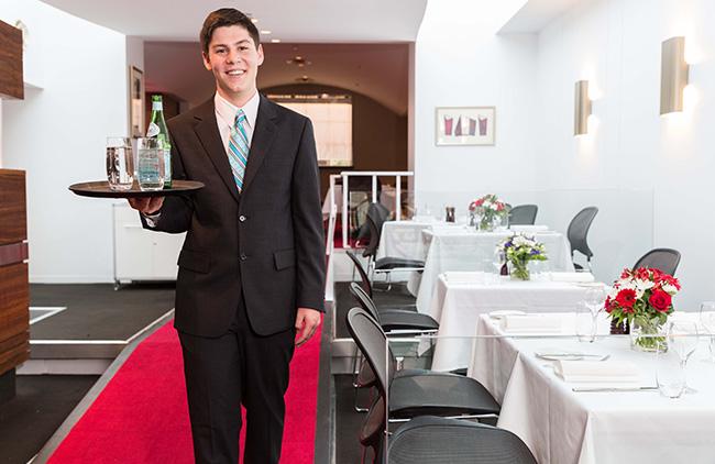 William_Blue_Dining_waiter