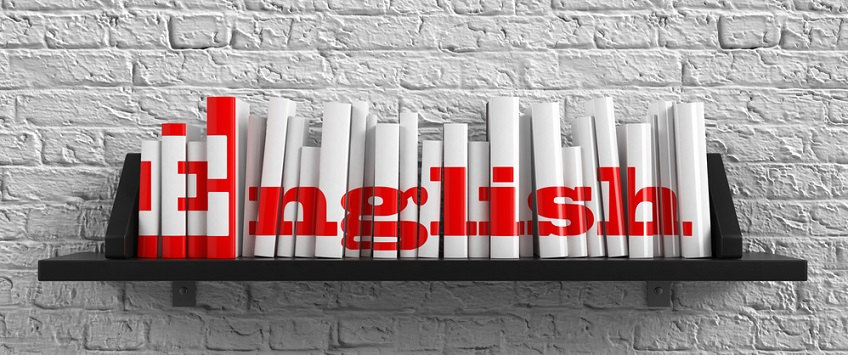 English-language-bookshelf-image