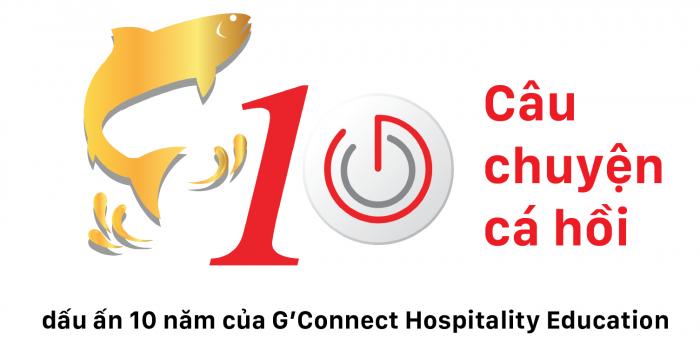 Câu chuyện cá hồi và dấu ấn 10 năm G'Connect Hospitality Education