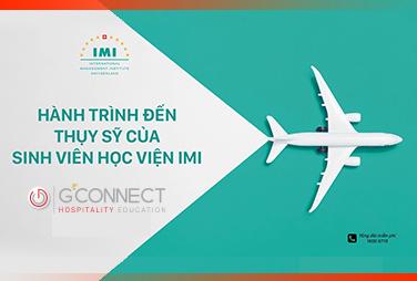 Hành trình đến Thụy Sỹ của sinh viên Học viện IMI